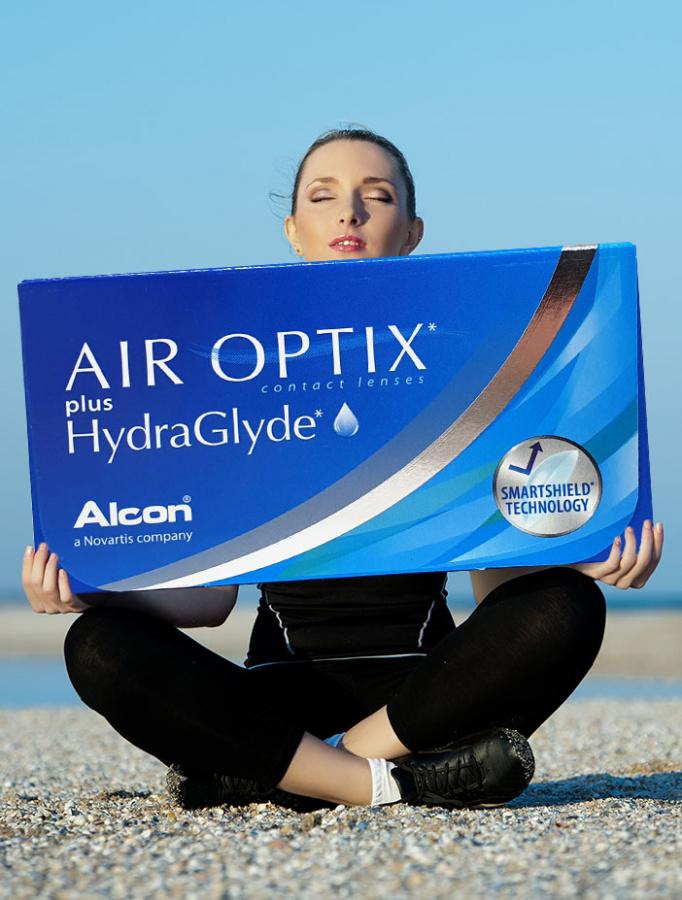 Air Optix Aqua (O2 Optix) picture